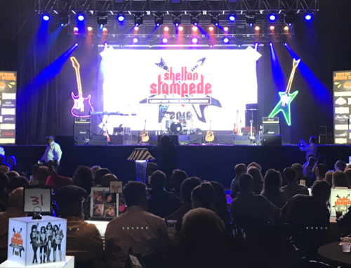 2018 SHELTON STAMPEDE