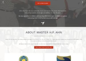 Web design, graphic design in Dallas - Marina Wolf