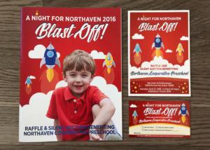 Northaven Cooperative Preschool's 2016 Auction - Marina Wolf