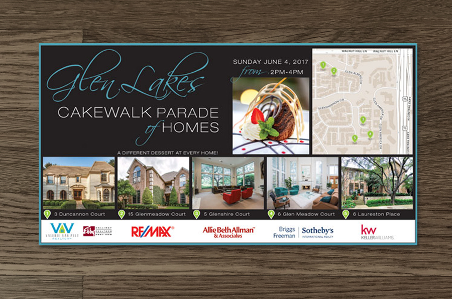 Graphic design, invitations, promotions, illustrations in Dallas - Marina Wolf