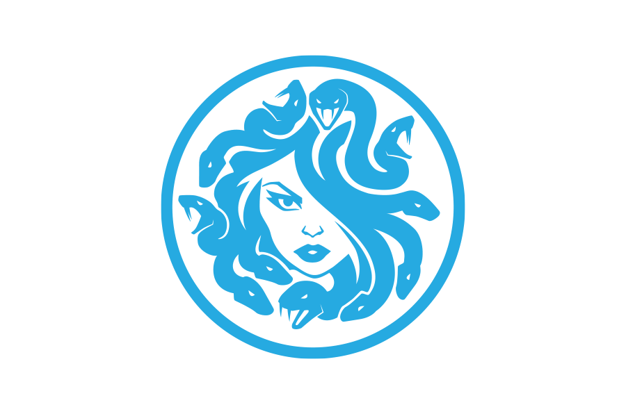 Illustration, graphic design, logo for Spark Connected by Marina Wolf